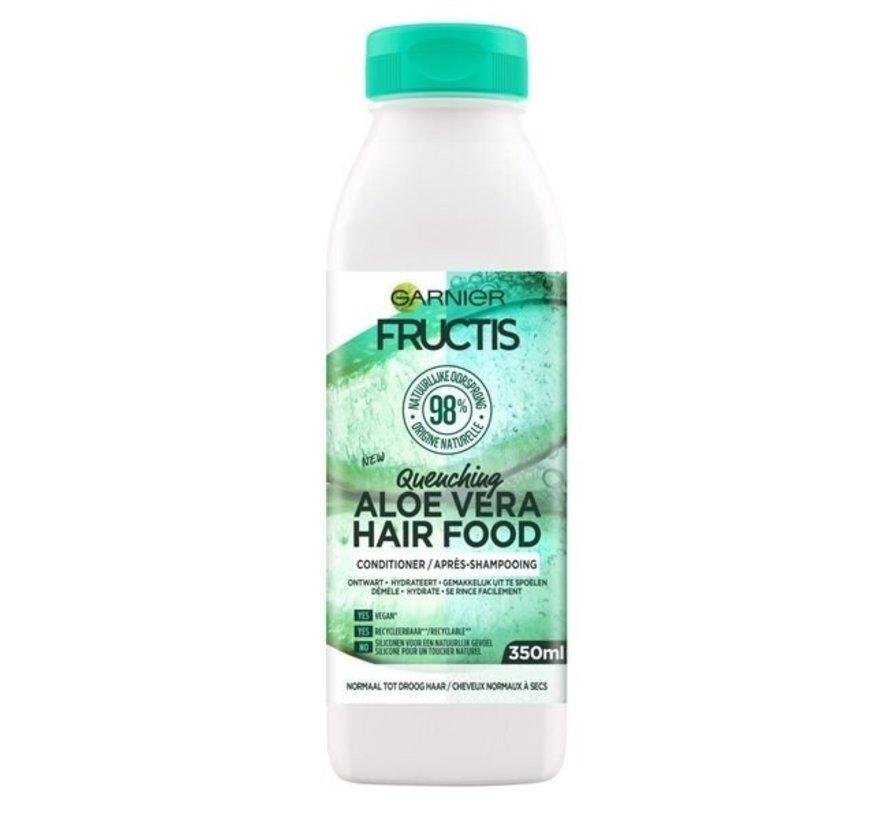Fructis - Aloe Vera Hair Food Conditioner - 350ml