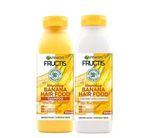 Fructis - Banana Hair Food Set