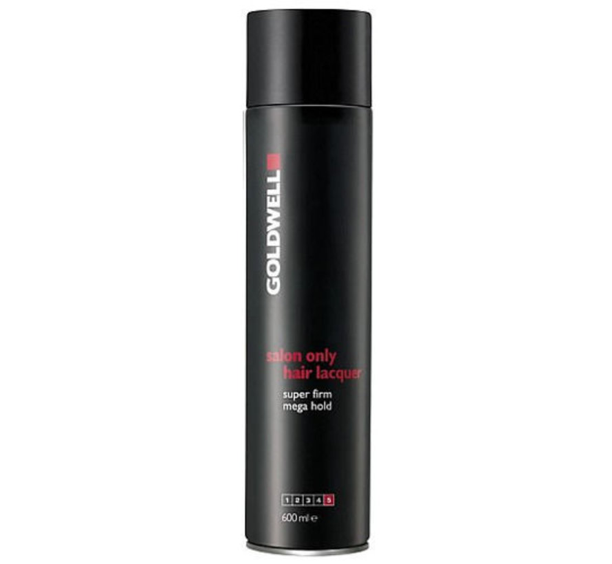Super Firm Mega Hold Spray - 600ml