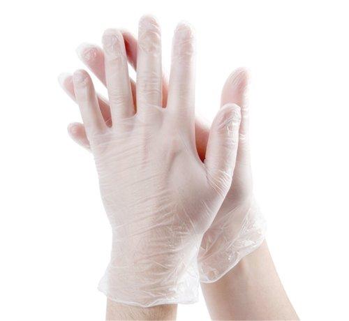 Latex Handschuhe - 100 Stück