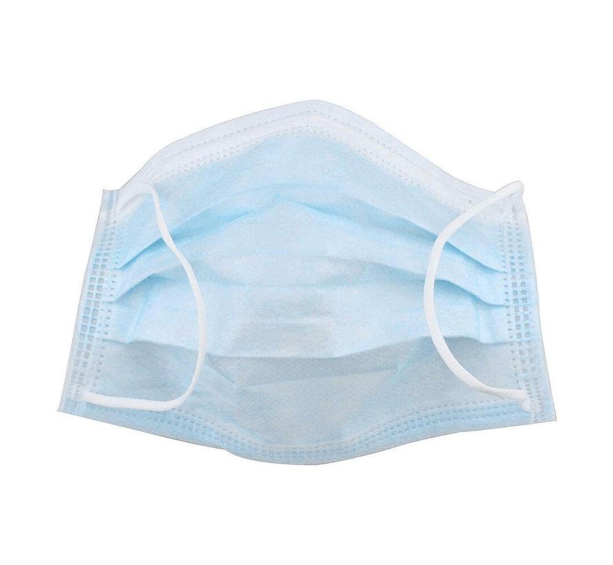 3-lagige chirurgische Mundmaske - 50 Stk