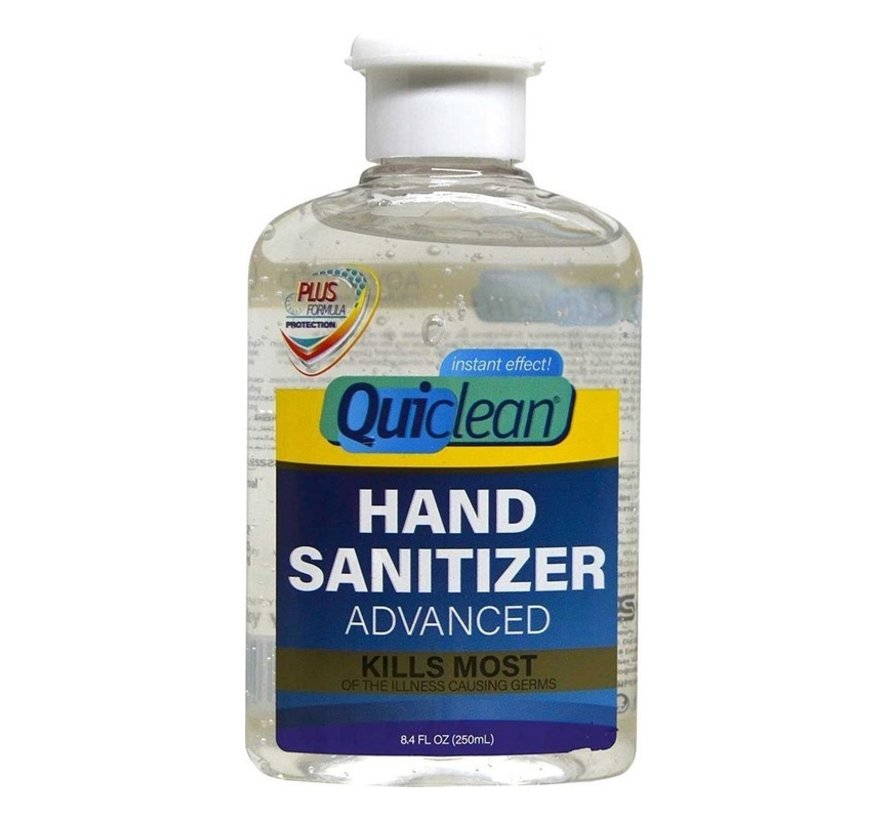 Desinfektionsmittel Handgel 70% Alkohol - 12X250ml