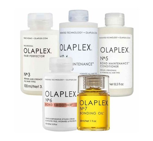 Olaplex Complete Hair Repair Set No. 3 t/m No.7
