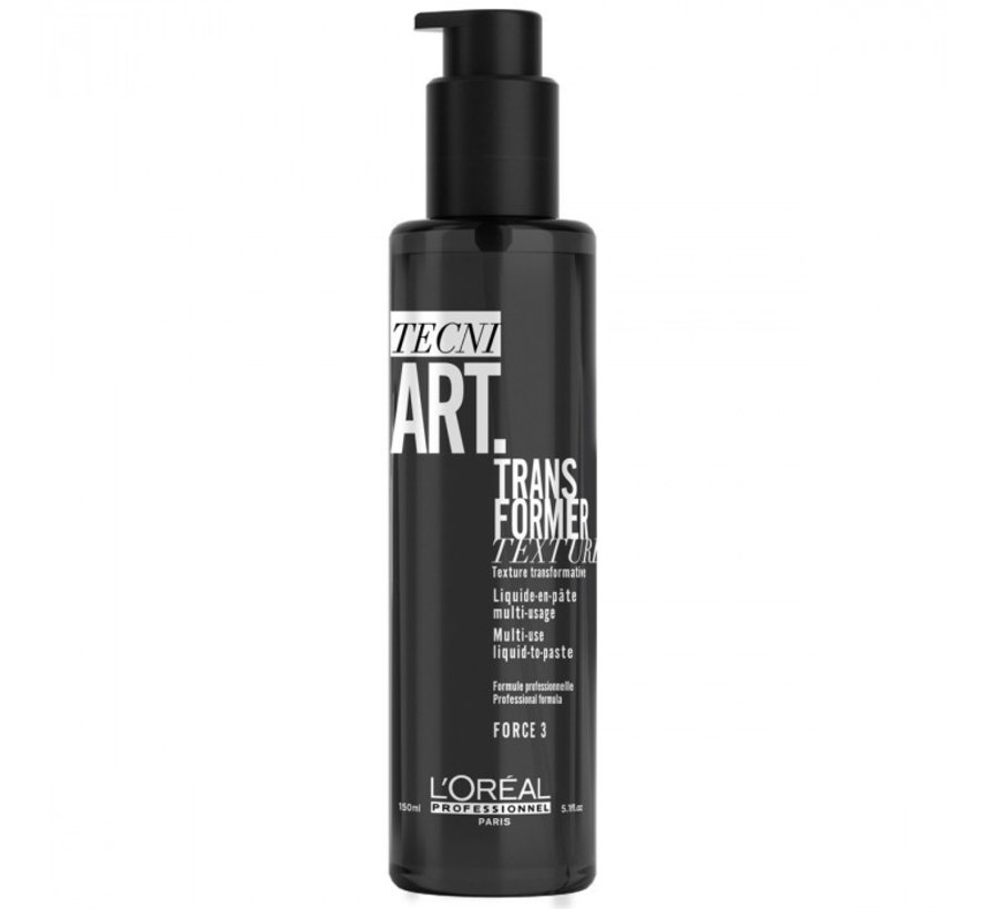 TecniArt Transformer Texture Liquid-to-Paste - 150ml