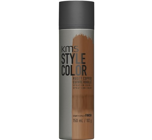 KMS California Style Color Spray Rusty Copper - 150ml