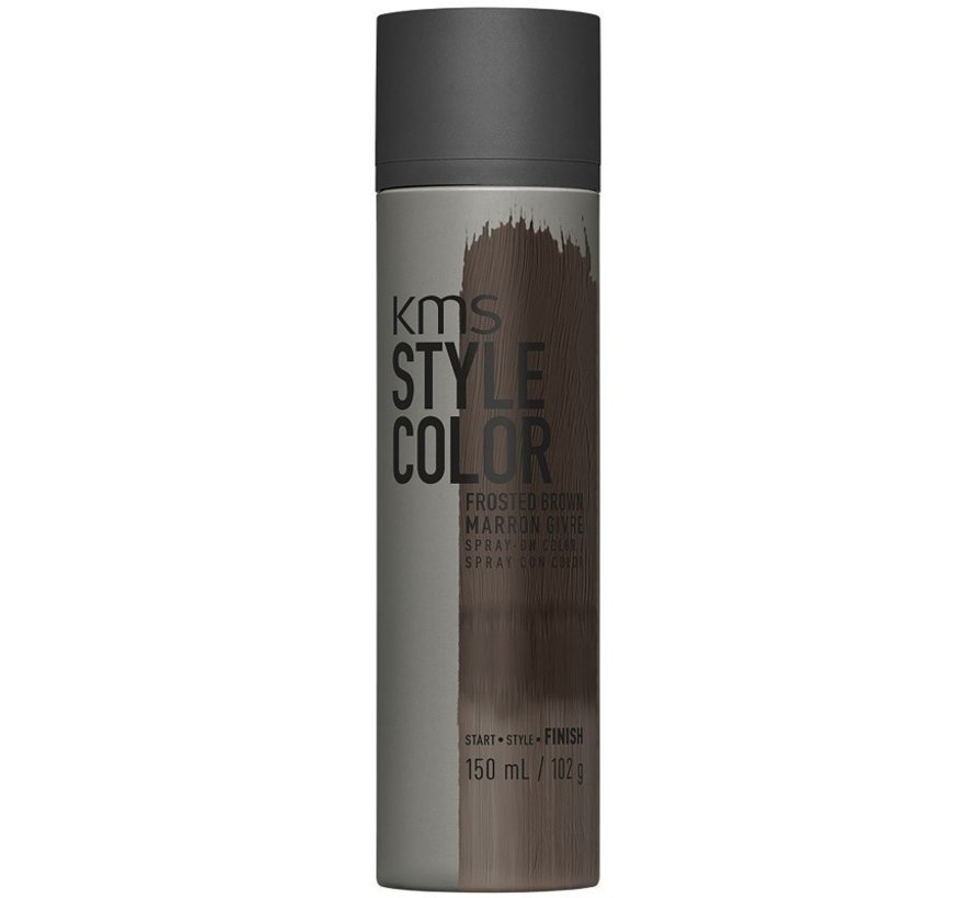 Style Color Spray Frosted Brown - 150ml