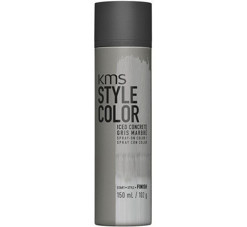 KMS California Style Color Spray Iced Concrete - 150ml