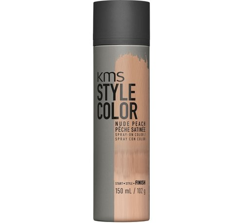 KMS California Style Color Spray Nude Peach - 150ml
