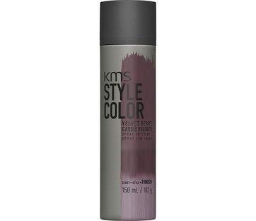 KMS California Color Spray - Velvet Berry