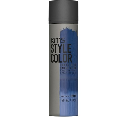 KMS California Style Color Spray Inked Blue - 150ml