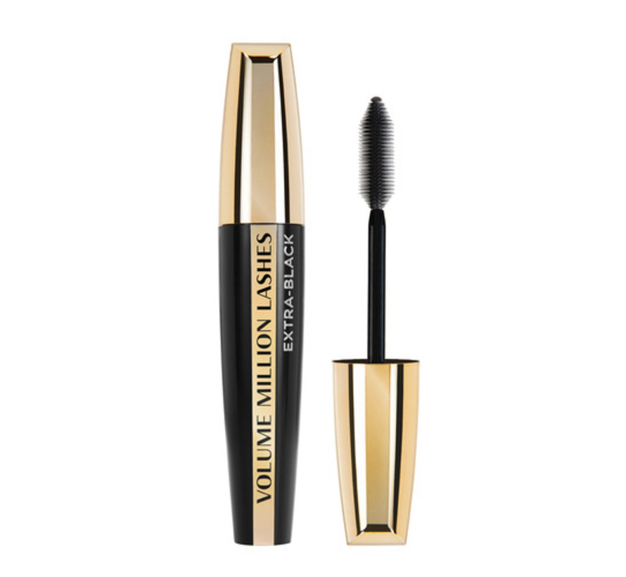 Volume Million Lashes Mascara - Extra Black  - 10,7ml