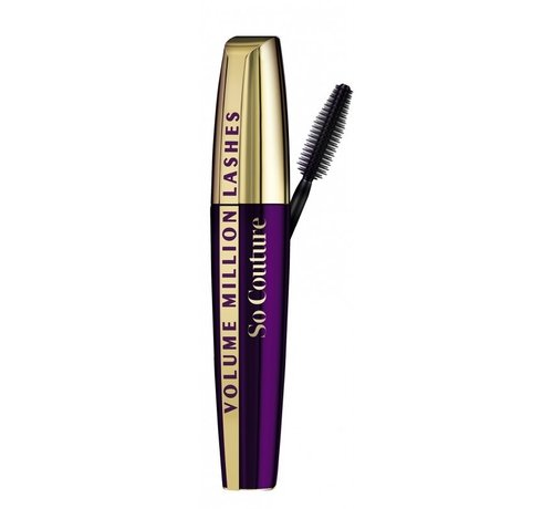 L'Oreal Paris Volume Million Lashes Mascara - So Couture  - Black -  9,5ml