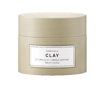 Clay Styling Wax