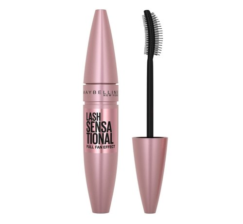 Maybelline Lash Sensational Mascara - Extra Black - 9,4ml