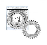 Invisibobble Hair Ring Crystal Clear - Power