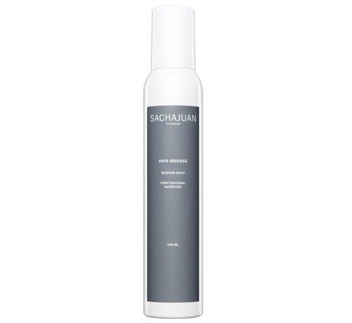 Sachajuan Hair Mousse Medium Hold - 200ml