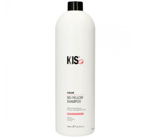 KIS Color No Yellow Shampoo XL - 1000ml