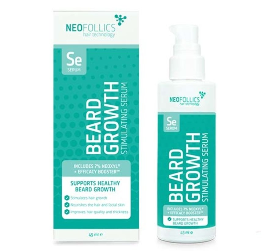 Beard Growth Stimulating Serum - 45ml