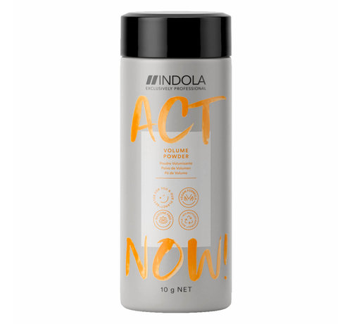 Indola ActNow Volume Powder - 10gr.