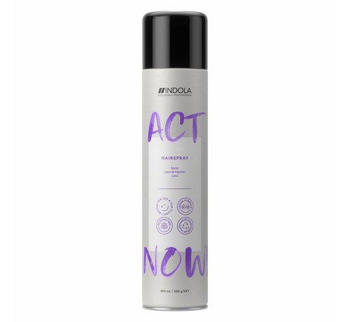 Indola ActNow Hairspray - 300ml