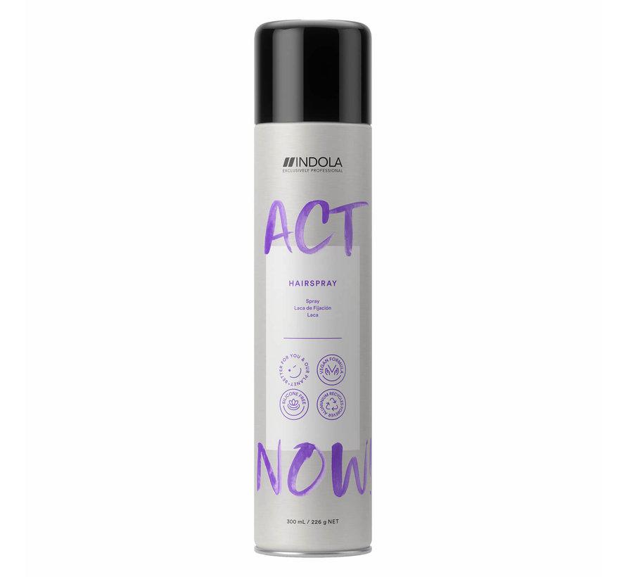 ActNow Hairspray - 300ml