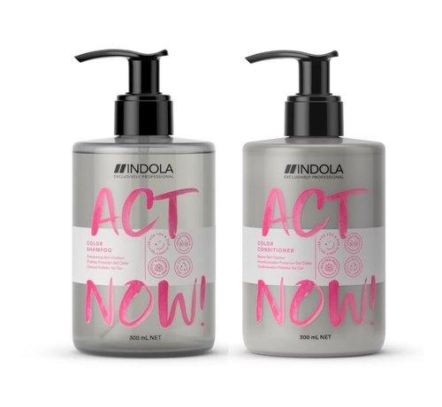 Indola ActNow Color Set - 2X300ml