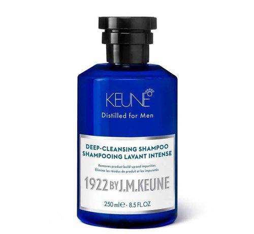 1922 By J.M. Keune Deep Cleansing Shampoo
