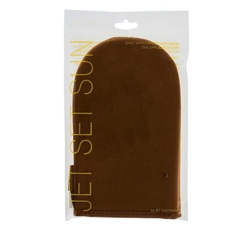 BT Cosmetics Jet Set Sun Tan Applicator Handschoen - Bruin