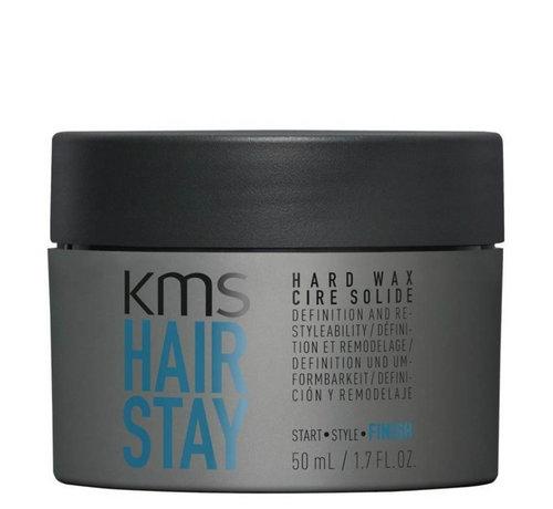 KMS California Hair Stay Hard Wax - 50ml