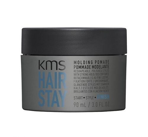 KMS California Hair Stay Molding Pomade - 90ml