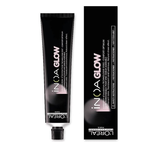 L'Oreal Inoa Glow Ammonia Freie Haarfarbe  - 60ml