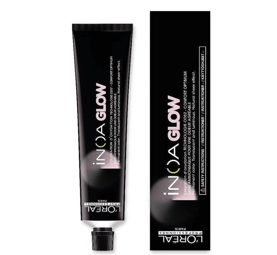 Inoa Glow Ammonia Freie Haarfarbe  - 60ml