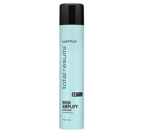 Total Results High ProForma Hairspray - 400ml