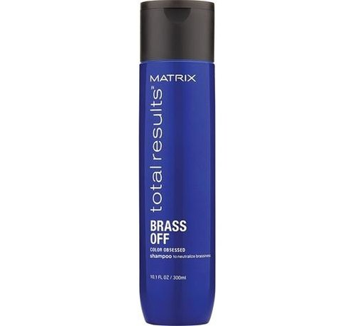 Total Results Color Obsessed Brass Off Shampoo