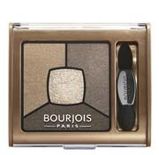 Bourjois Quad Smoky Stories - Upside Brown