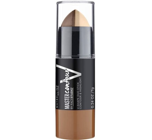 Maybelline Master Contour & Highlight 02 Medium Duo Stick - 7gr.