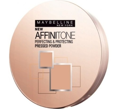 Maybelline Affinitone Compact Pressed Powder - 9gr.