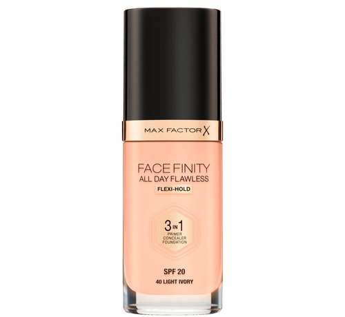 Max Factor Facefinity 3 in 1 All Day Foundation - 30ml