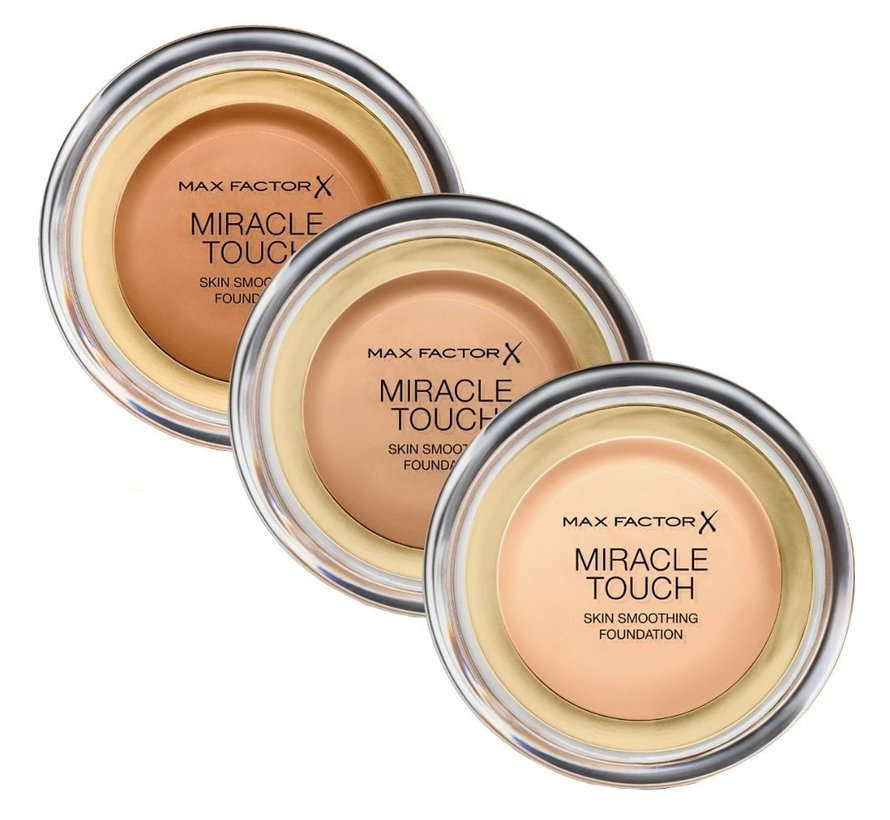 Miracle Touch Foundation - 11,5gr