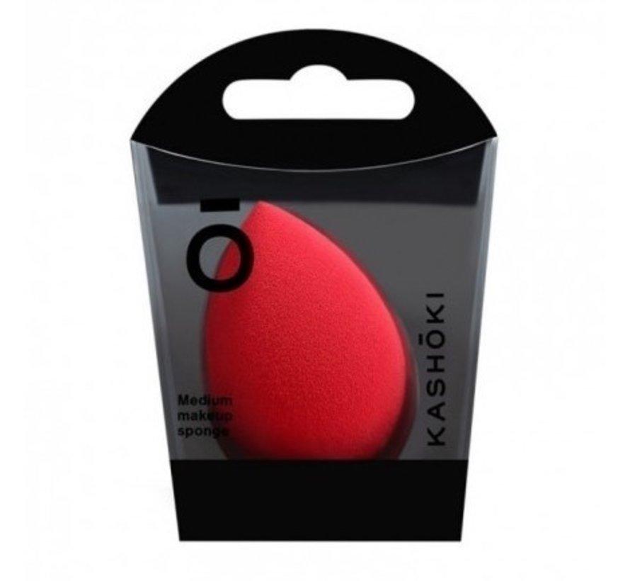 Sponge Raindrop Red