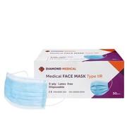 Medizinischer Mundschutz (50 Stück)