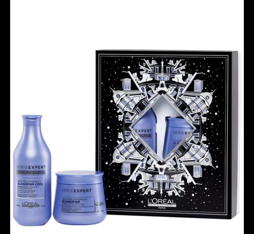 L'Oreal Blondifier Xmas  2020 Giftbox - 300+250ml