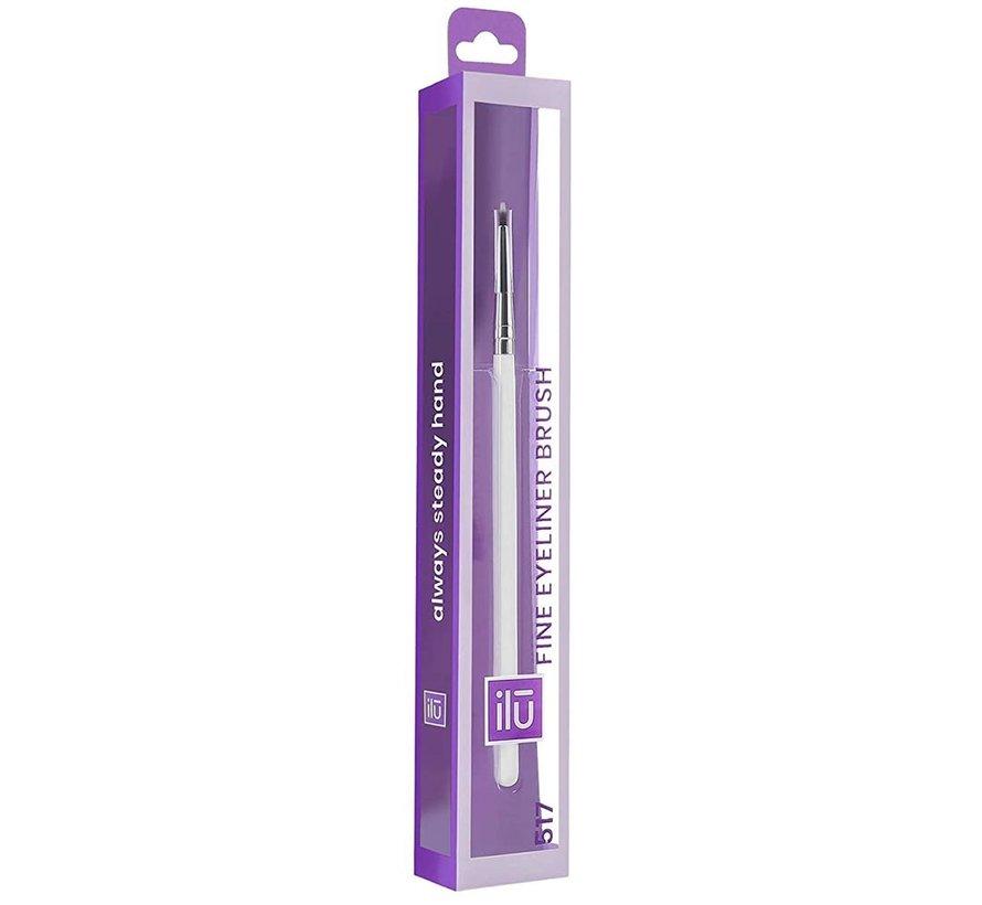 Fine Eyeliner Brush - 517