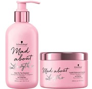 Schwarzkopf Mad About Lengths Set