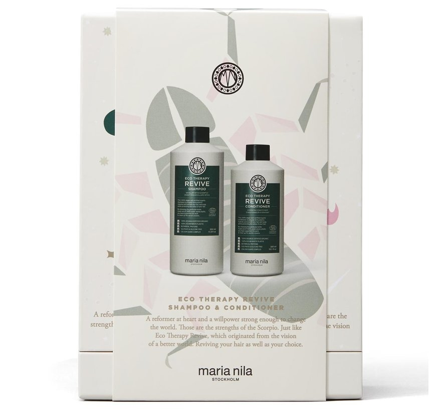 Eco Therapy Revive Giftbox - 350+300ml