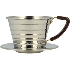 Kalita Kalita - Wave #155 Stainless Steel Dripper