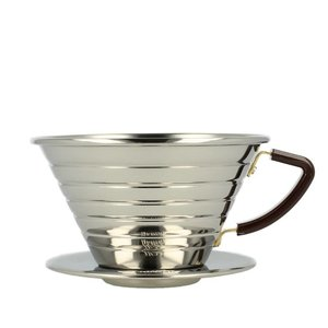 Kalita Kalita - Wave #185 Stainless Steel Dripper