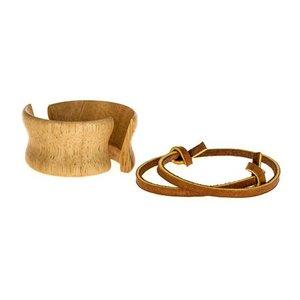 Chemex Chemex wood collar & tie 3-cup