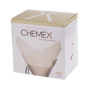 Chemex Chemex square paper filters - White - 6, 8, 10 Cups