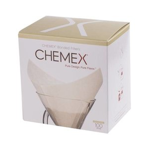 Chemex Chemex vierkante filters - wit - 6, 8, 10 kops